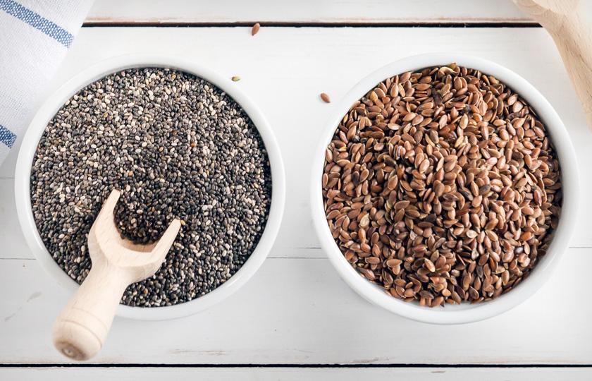 Chia Samen oder Leinsamen?